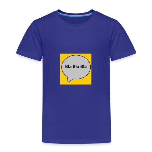 Bla Bla Bla - Kinder Premium T-Shirt