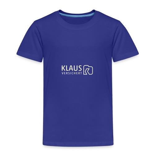 Klaus versichert - Kinder Premium T-Shirt