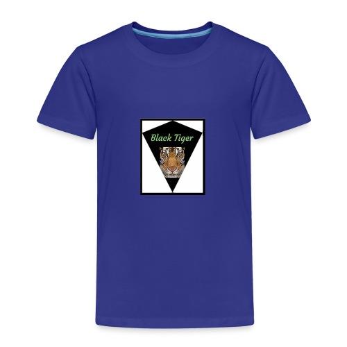 Black Tiger - T-shirt Premium Enfant