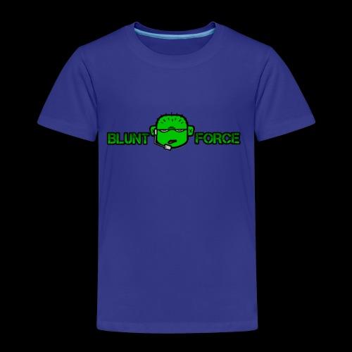 The Blunt Force - Premium-T-shirt barn