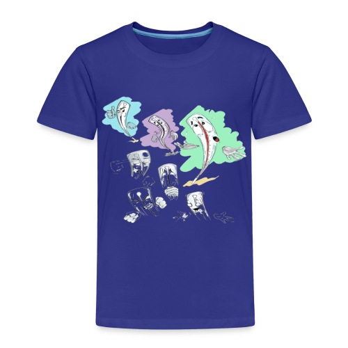 Sunny day - Kinderen Premium T-shirt