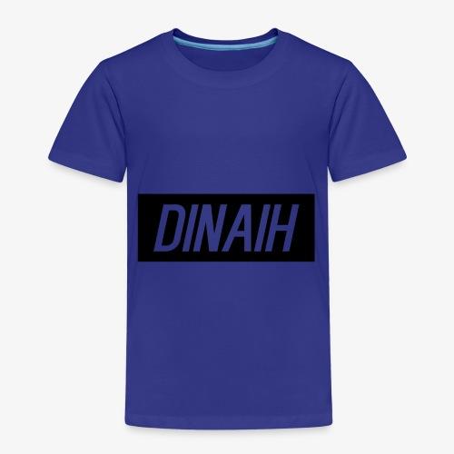 Dinaih Logo - Kinderen Premium T-shirt