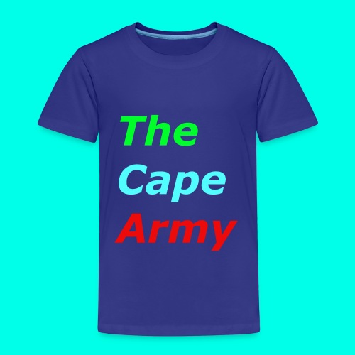 The Cape Army - Kids' Premium T-Shirt