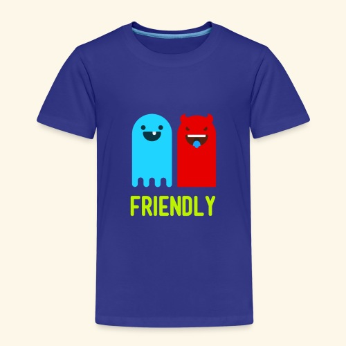 friendly - Camiseta premium niño