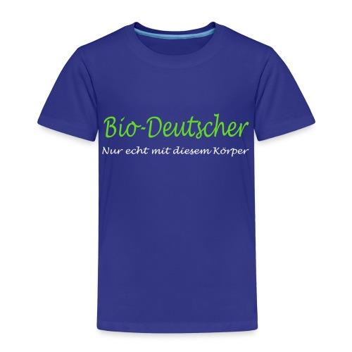 Bio-Deutscher - Kinder Premium T-Shirt