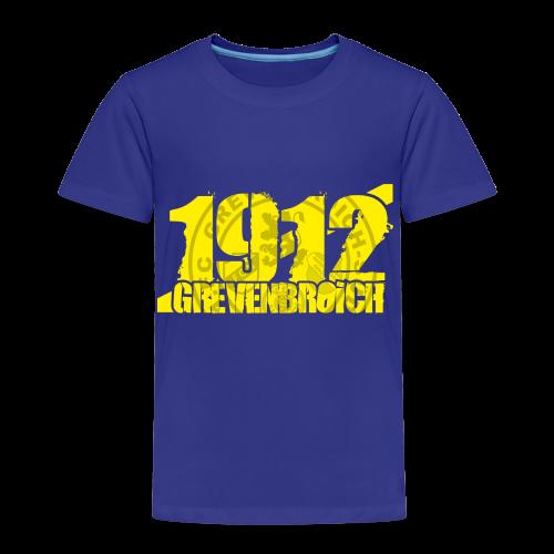 1912 Grevenbroich - Kinder Premium T-Shirt