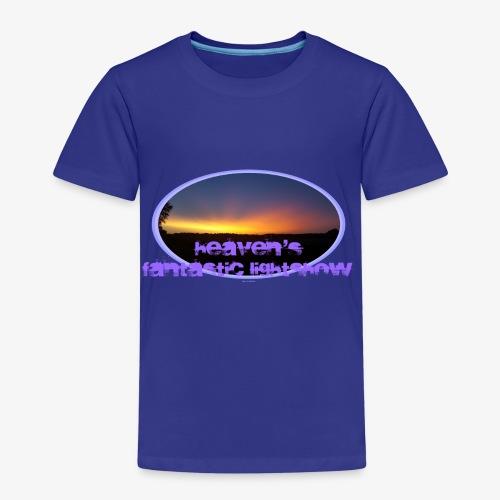 fantastic lightshow - Kinder Premium T-Shirt
