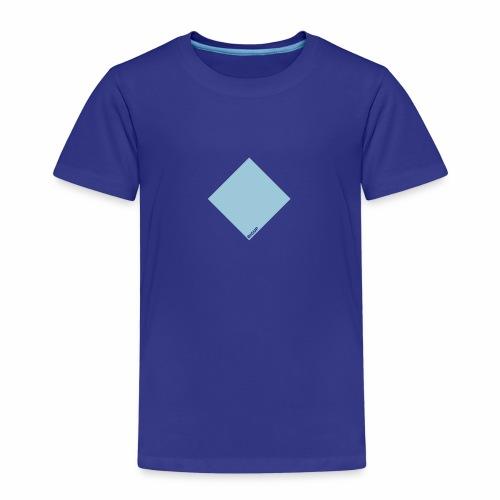 bigup wuerfel viereck quadrat geometrie style - Kinder Premium T-Shirt