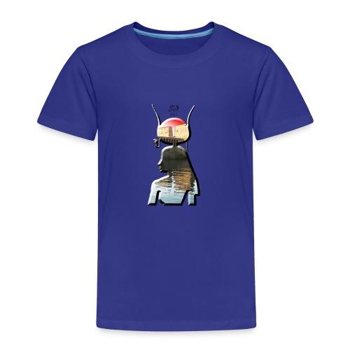 Göttin Iset (Isis) aus dem alten Ägypten - Kinder Premium T-Shirt