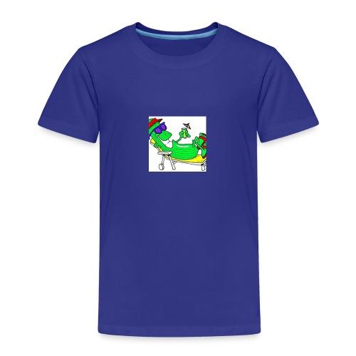 Gurke - Kinder Premium T-Shirt