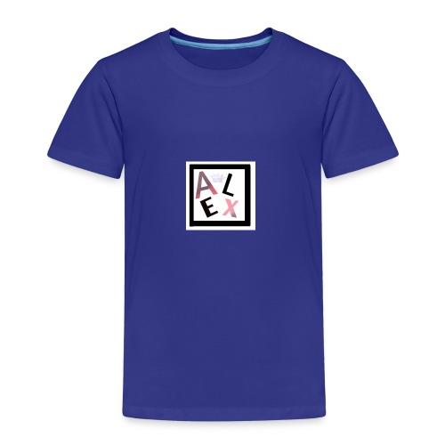 Alex IPhone Hülle - Kinder Premium T-Shirt