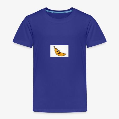 Bananana splidt - Børne premium T-shirt