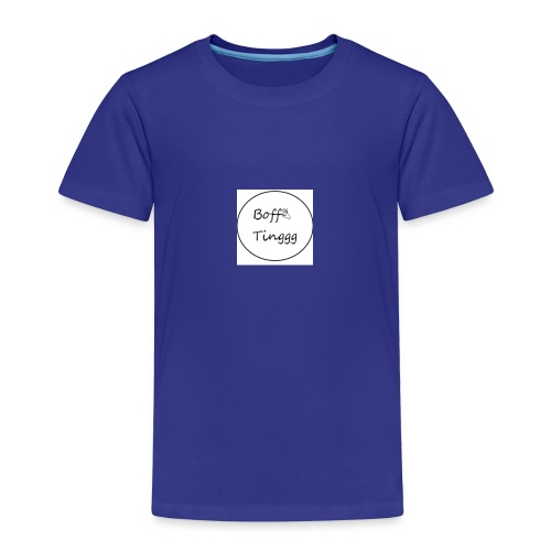 BoffTinggg - Kids' Premium T-Shirt