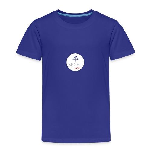 SEGELnixe mit Logo - Kinder Premium T-Shirt
