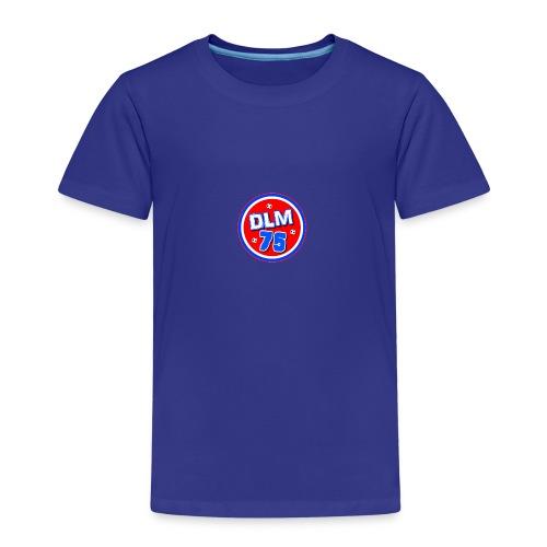DLM 75 LOGO CLOTHES - Kids' Premium T-Shirt