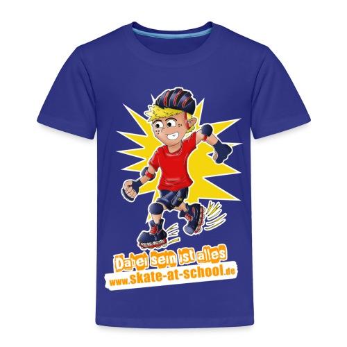 Dabei sein ist alles - Junge - Kinder Premium T-Shirt
