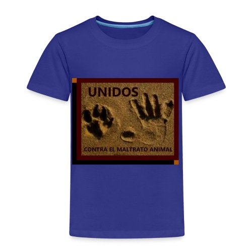 NO AL MALTRATO ANIMAL - Camiseta premium niño