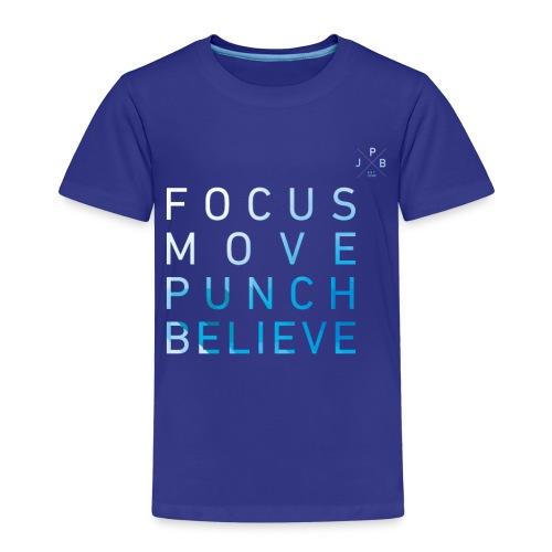 Focus move - Kinder Premium T-Shirt