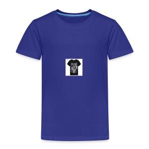 shirt wolf - Kinderen Premium T-shirt