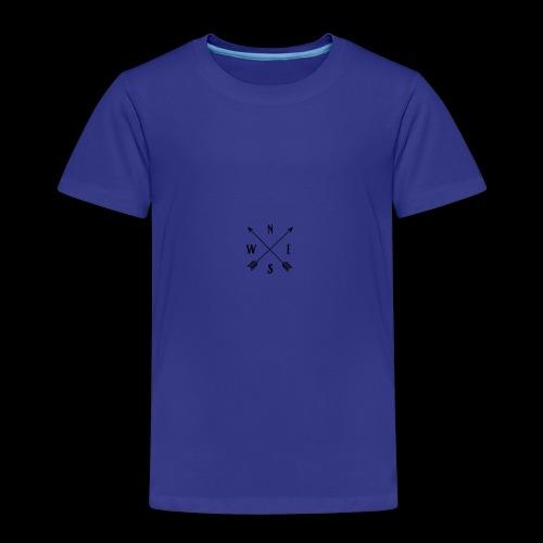 North south east west - Kids' Premium T-Shirt