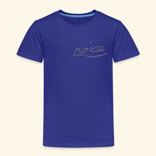 NOICE - Kinder Premium T-Shirt