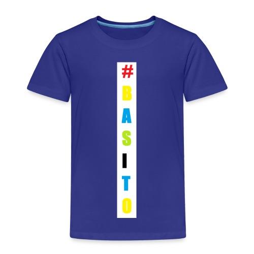#BASITO - Maglietta Premium per bambini