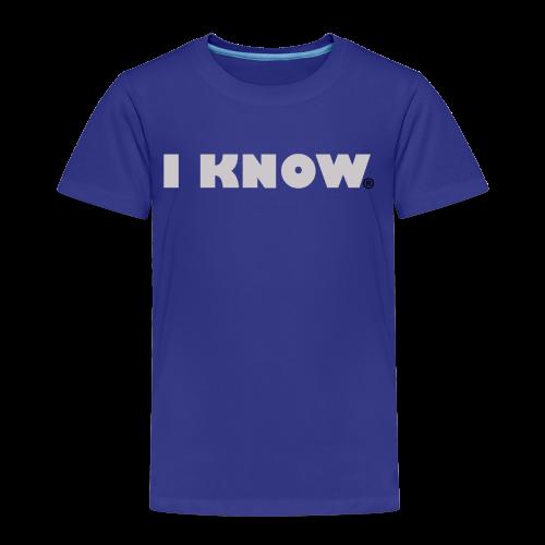 R Collection - Premium T-skjorte for barn
