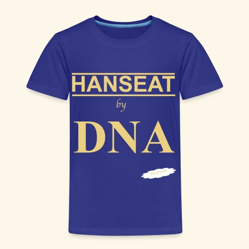 Hanseat by DNA - Ein hanseatisches Statement - Kinder Premium T-Shirt