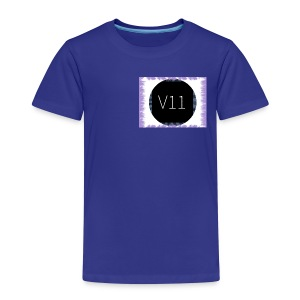 V11's first clothes - Premium-T-shirt barn