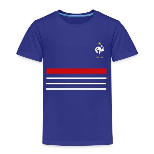 Maillot France 98 - 2018 Equipe de France - T-shirt Premium Enfant