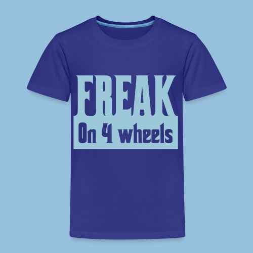 Freakon4wheels - Kinderen Premium T-shirt