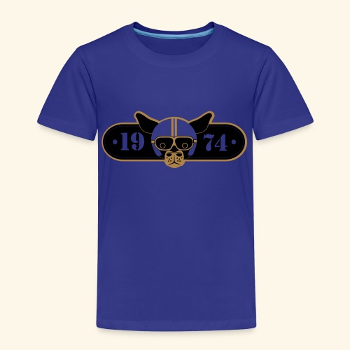 BDMCC 1974 Long Dog - Kids' Premium T-Shirt