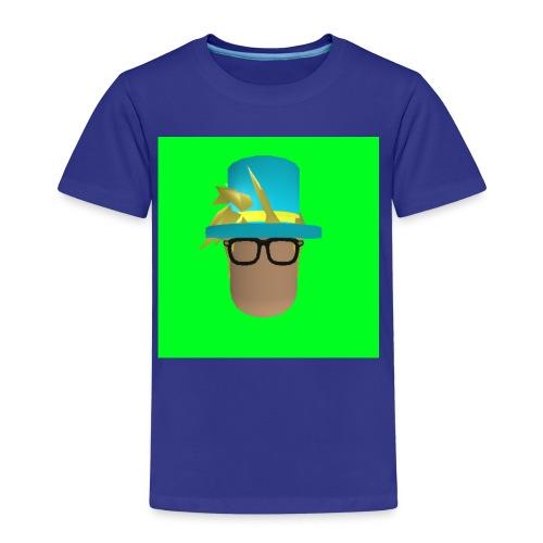 MrWhatWhat Logo Merch - Kids' Premium T-Shirt
