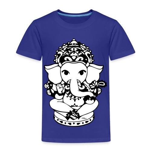 Wee Ganesh - Kids' Premium T-Shirt
