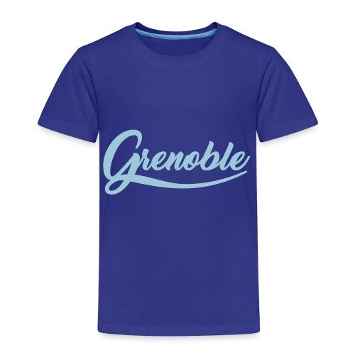grenoble, old school - T-shirt Premium Enfant
