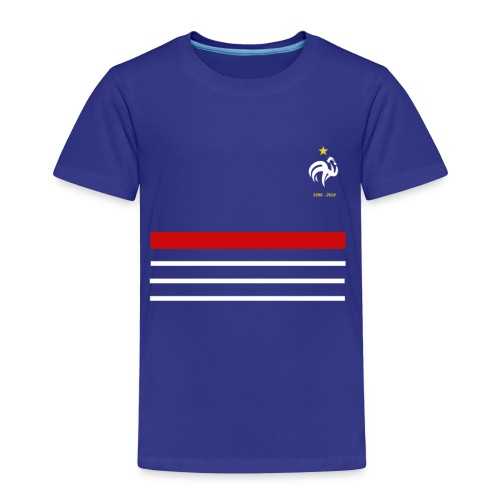 Maillot France 98 - 2018 Equipe de France - T-shirt Premium Enfant