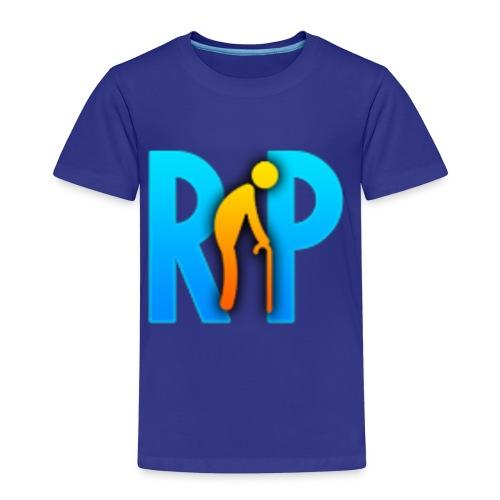R.I.P. Logo - Kinder Premium T-Shirt