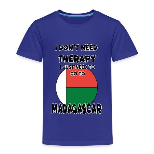 Madagaskar 1 - Kinder Premium T-Shirt