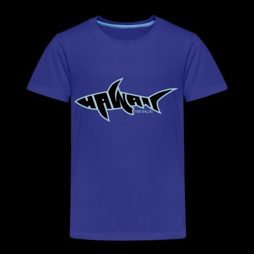 Hawaii Triathlon Hai - Kinder Premium T-Shirt