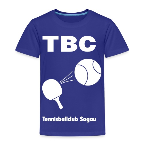 TBC Sagau - Kinder Premium T-Shirt