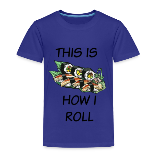 Sushi Roll - Kids' Premium T-Shirt