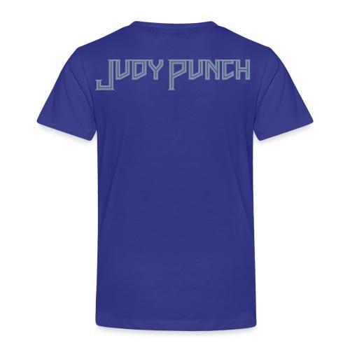 Judy Punch text - Kids' Premium T-Shirt