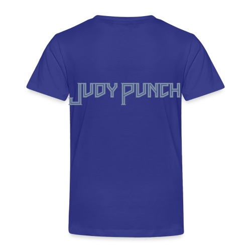 Judy Punch text - Kids' Premium T-Shirt