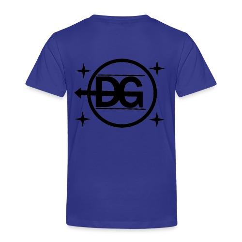 DG logo - Kinder Premium T-Shirt