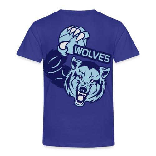 Wolves Basketball - T-shirt Premium Enfant