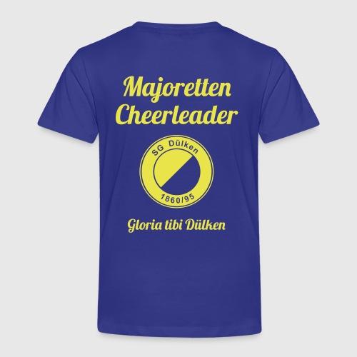 SG Duelken Schriftzug - Kinder Premium T-Shirt