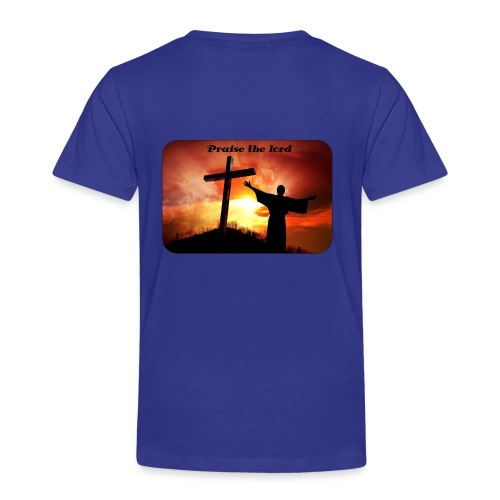 Praise the lord - Premium-T-shirt barn