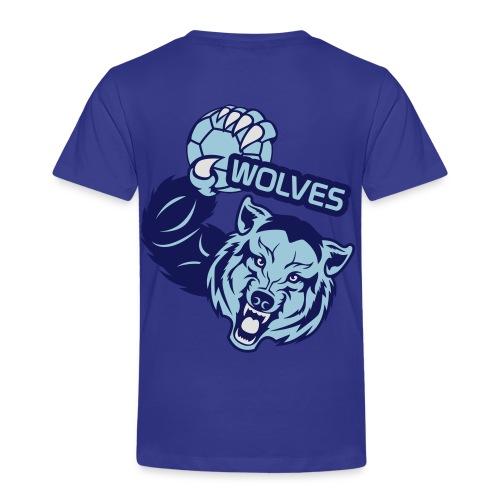 Wolves Handball - T-shirt Premium Enfant