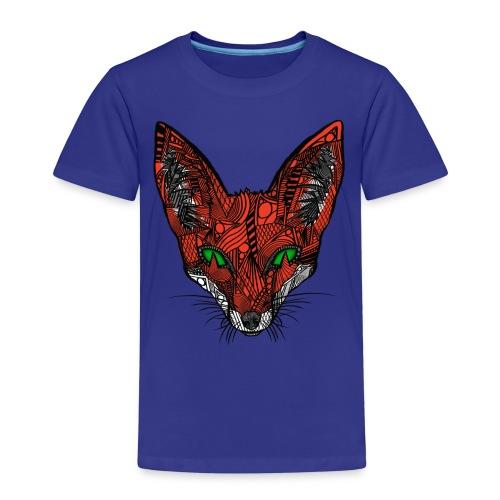 Rev - Premium T-skjorte for barn