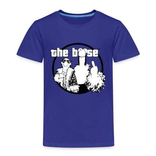 theboese logo - Kinder Premium T-Shirt